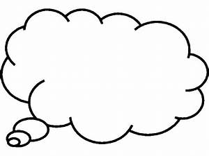 Cloud Thought Bubble - ClipArt Best - Cliparts.co