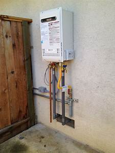 Convenience Life With Tankless Water Heater Benefits