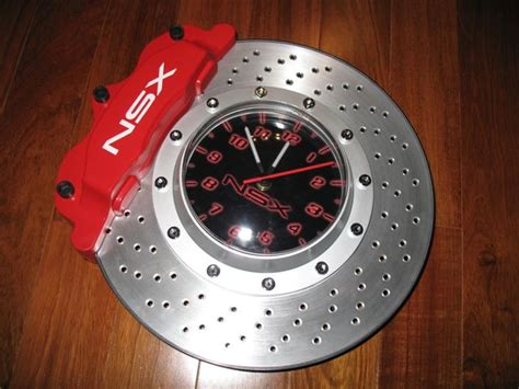 1/22/08 Nsx Brake Rotor Clock Again