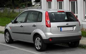 Ford Fiesta 6 : file ford fiesta vi facelift heckansicht 17 juni 2011 w wikimedia commons ~ Medecine-chirurgie-esthetiques.com Avis de Voitures