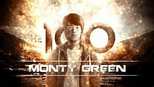 100 Pics Serie Tv : monty green wallpaper the 100 wallpaper 1920x1080 210151 ~ Medecine-chirurgie-esthetiques.com Avis de Voitures