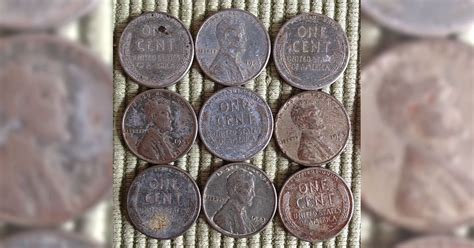 penny   circulation  worth