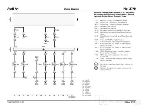 audi oxygen sensor wire diagram wiring library
