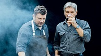 Harrison Ford's Father's Day Grill-Off | Food & Wine