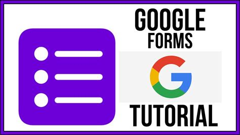 google forms full tutorial from start to finish how to