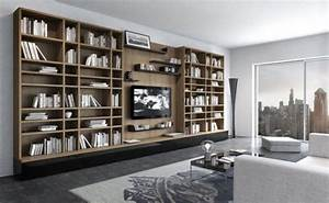 17, Functional, Modern, Home, Library, Designs, For, All, Book