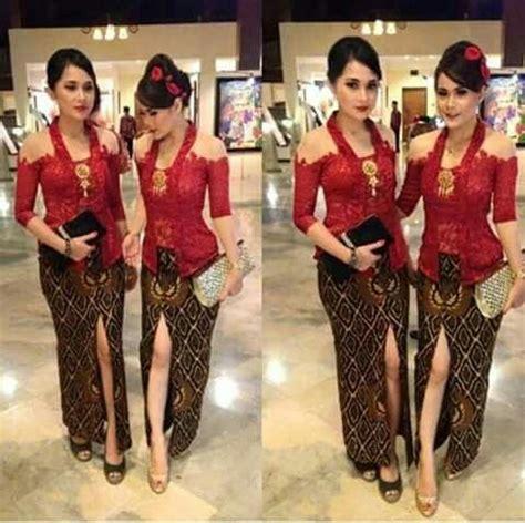 dress fashion merah 18 best images about kebaya on traditional
