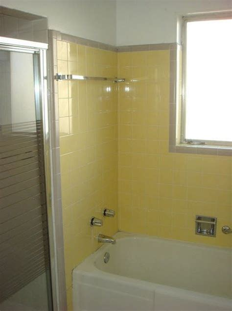 Yellow Tile Bathroom Ideas by 38 Yellow Bathroom Tile Ideas And Pictures
