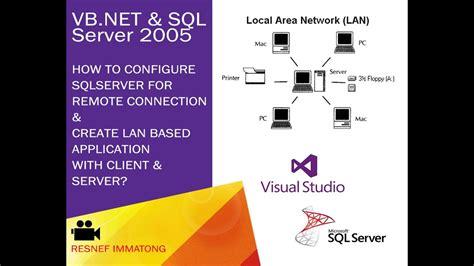 configure sql server  remote connection