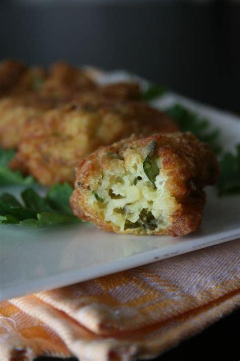 cuisine cretoise croquettes de cougettes cuisine crètoise recette