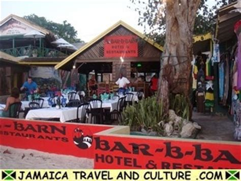 Bar B Barn Negril Jamaica by Negril Bar B Barn Jamaica Travel And Culture