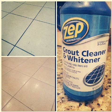 zep tile cleaner zep grout cleaner and whitener works great the proof is