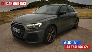 Prueba Audi A1 35tfsi 150 Cv Stronic Epic Edition