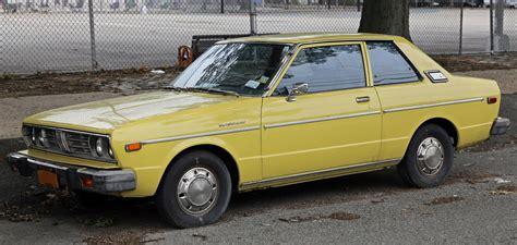 Datsun 510 Sedan by File 1978 Datsun 510 Two Door Sedan Front Left Jpg