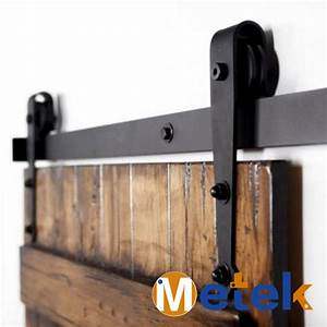 66 ft cast iron industrial sliding door tracks door track With commercial sliding door track