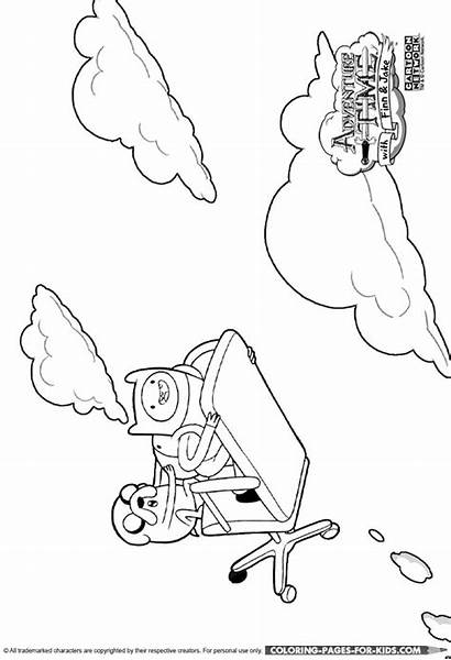 Adventure Coloring Pages Character Cartoon Colouring Sheet