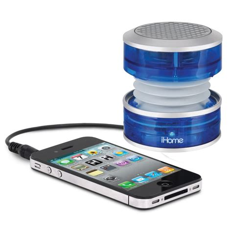speaker for iphone best portable speakers for iphone 2013