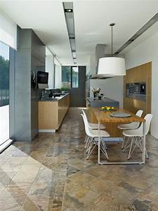 tile flooring options hgtv With kitchen cabinet trends 2018 combined with tie dye wall art
