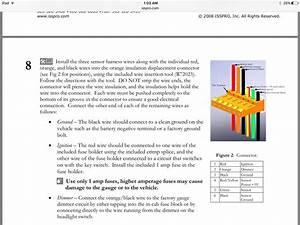 Isspro Ev2 Gauge Fluttering Problem -- Need Help