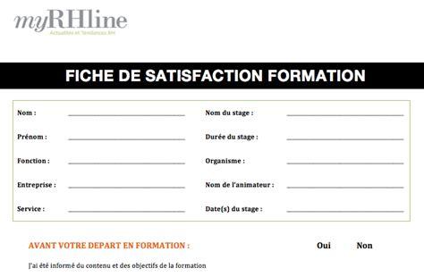 fiche d 233 valuation de stage formation myrhline - Fiche D évaluation De Formation Modele