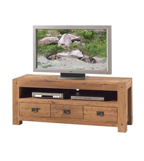 Meuble Tv 3 Tiroirs Lodge