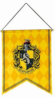 Harry Potter Hufflepuff coat of arms banner buy online ...