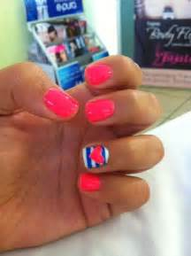 Summer holiday nail designs makeup and work out ideas
