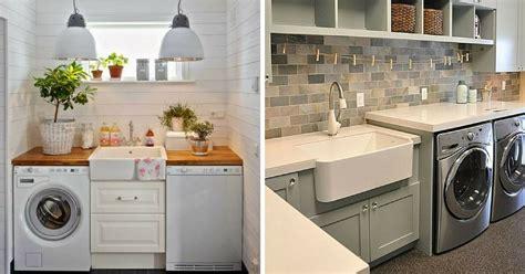 acheter une cuisine ikea 12 photos de buanderies avec évier et bac à laver