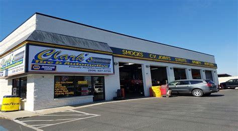 clarks tire automotive  reviews auto repair