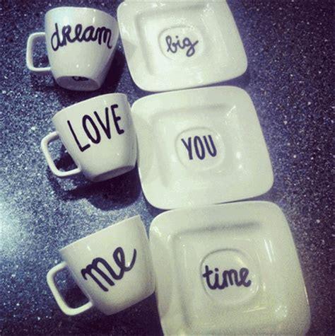 Unieke Espresso Kopjes by Tof Cadeau Idee Handbeschreven Mokken Met Inspirerende