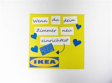 Gutschein Ikea Ausdrucken by Wenn Buch Eine Sch 246 Ne Diy Geschenkidee F 252 R Die Beste Freundin