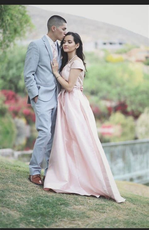 Pakaian dres couple pink / bright pink wedding dress by harkiran basra #frugal2fab   indian bridal outfits, bridal suits. Couple pink prom photo shoot   Prom photoshoot, Prom photos, Prom poses