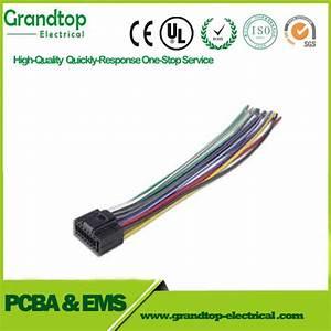 China Automobile Application Automotive Wire Harness