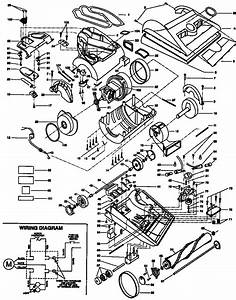Kenmore Model 2043399991 Vacuum  Upright Genuine Parts