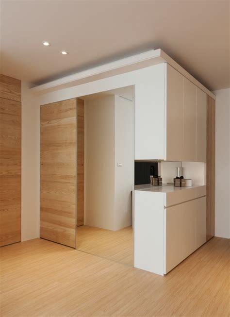 porte cuisine bois portes coulissantes pour l 39 intérieur 48 idées inspirantes