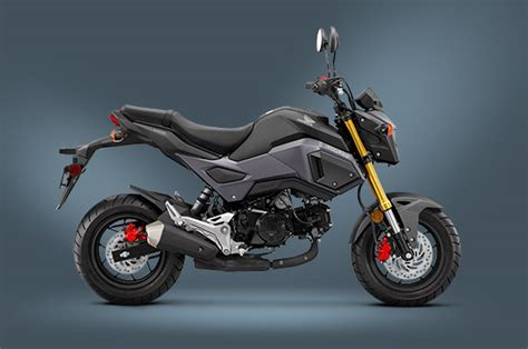 2015 Honda Grom For Sale Brilliant, Oh