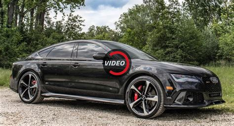 owning a used audi rs7 dynamic edition is as cool as it sounds carscoops