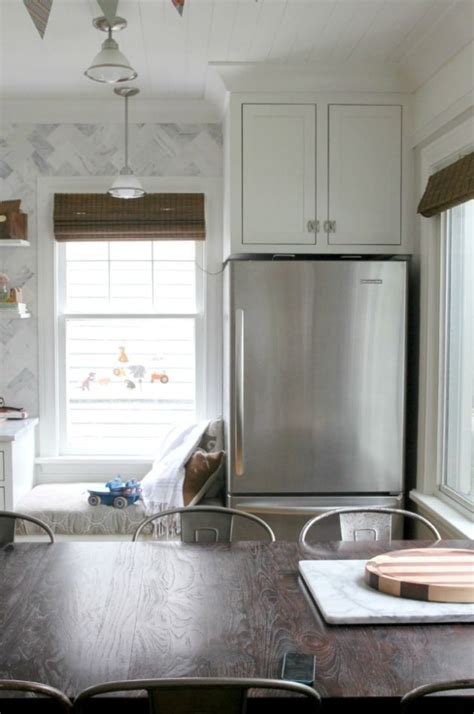 fridge   window google search kitchen small
