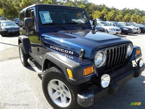 blue green jeep 2004 patriot blue pearl jeep wrangler rubicon 4x4