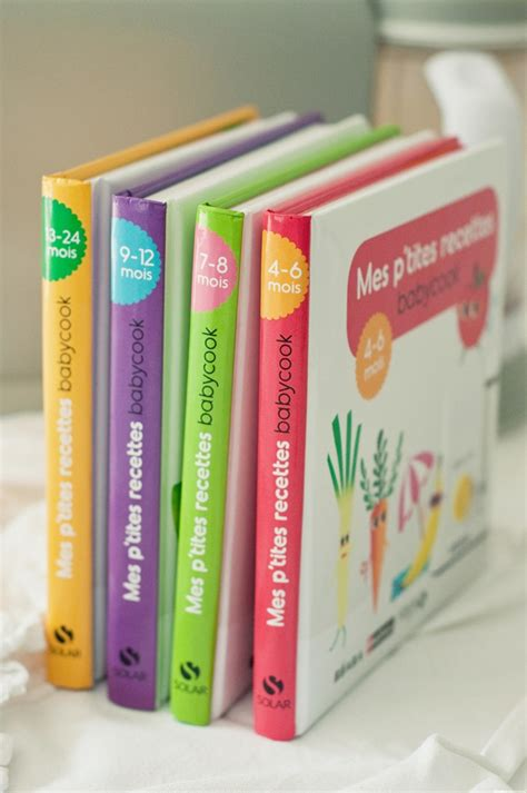 livre cuisine bébé livres quot mes p 39 tites recettes quot béaba concours instagram