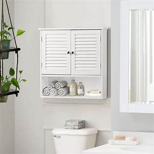 Top 10 Best Bathroom Wall Cabinets In 2019 Reviews