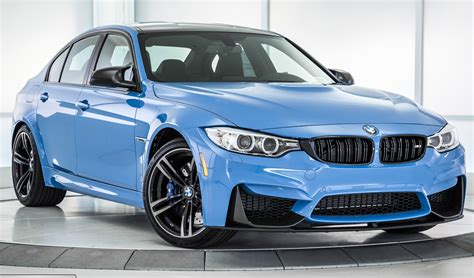 M3 Bmw For Sale by Yas Marina Blue 2017 Bmw M3 For Sale