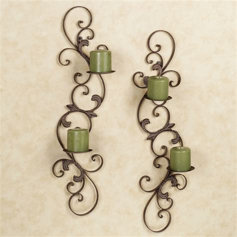 home interior pictures wall decor jennison metal wall sconce set