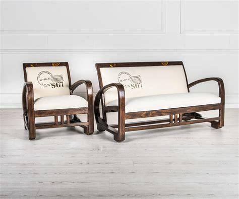 divanetto legno divanetto bianco in legno massello duzzle