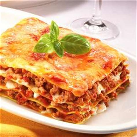 traditional lasagna recipes