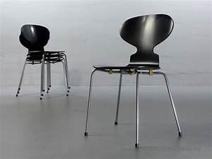 Stuhl Arne Jacobsen : arne jacobsen for fritz hansen ant chair 3101 from 1967 ~ Michelbontemps.com Haus und Dekorationen