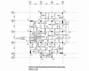 Complete Structural Design Drawings Of A Reinforced