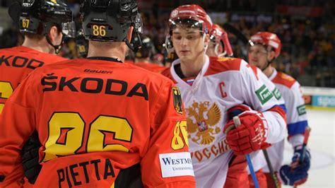 Deutsche eishockey liga (del) 2. Eishockey: Deutschland startet mit Sieg in Deutschland Cup