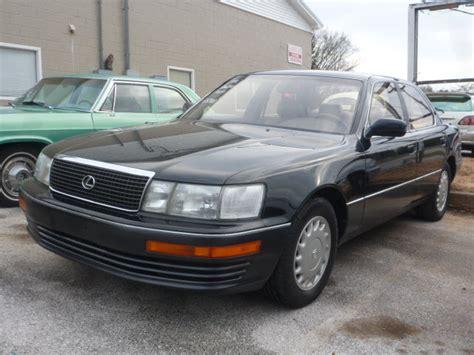 1992 lexus ls400 1992 lexus ls 400 mitula cars