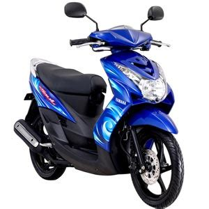 Striping Mio Soul 2008 by New Motorcycles Yamaha Mio Soul